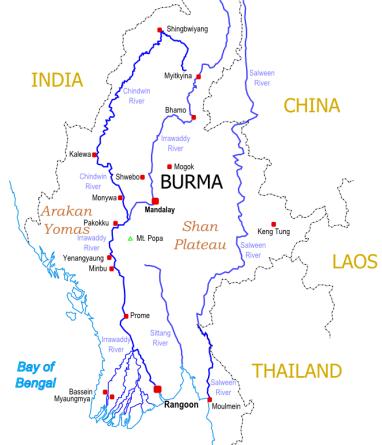 B map 1